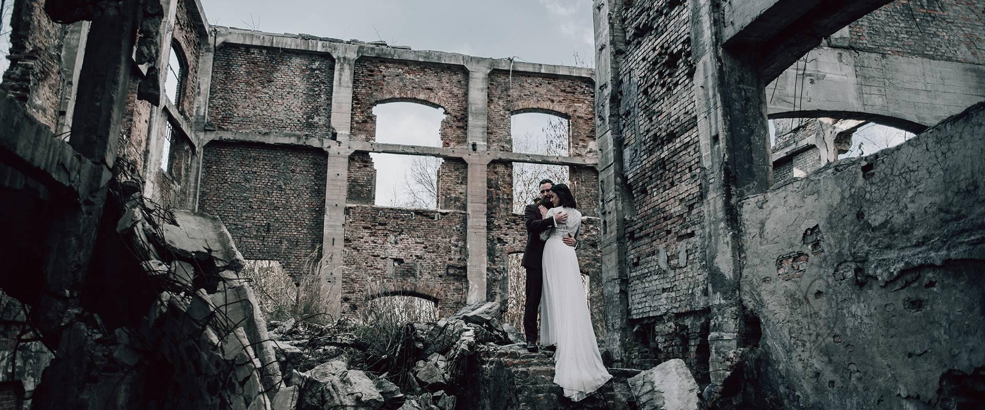 Karolina & Mateusz cementownia